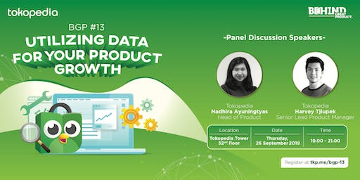 Behind Great Product #13: Utilizing Data for Your Product Growth