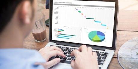 Taller de Análisis de Datos con Microsoft Excel entradas