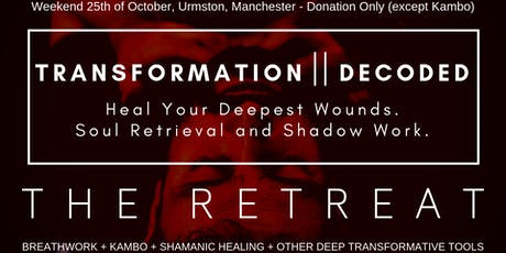 Transformation Decoded - Heal Your Deepest Wounds tickets