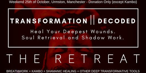 Transformation Decoded - Heal Your Deepest Wounds