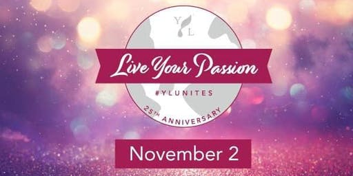 November Live Your Passion Rally