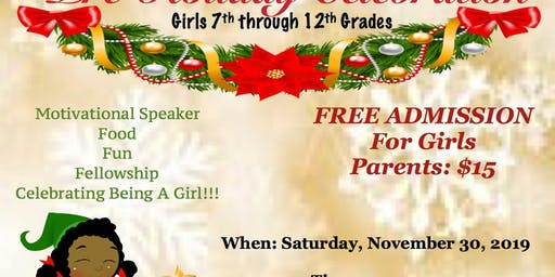 Tweens&Teens Pre-Holiday Celebration