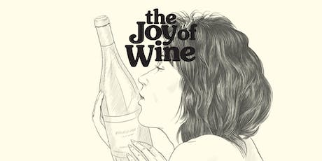 The Joy of Wine tickets