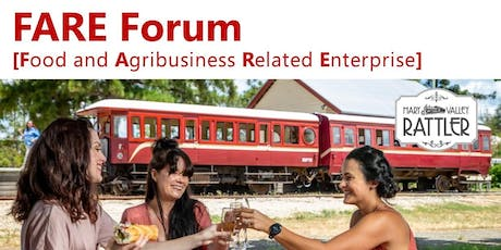 FARE Forum - Get on board tickets