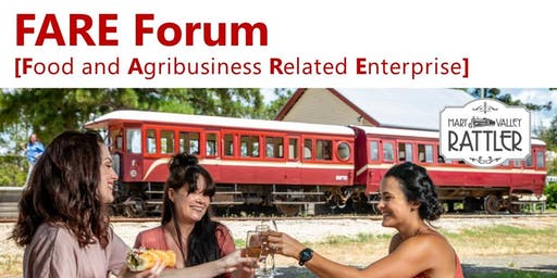 FARE Forum - Get on board