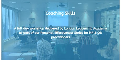 Introduction to Coaching Skills tickets