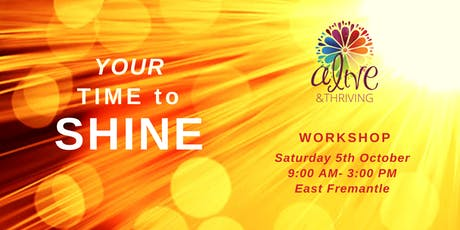 Your Time to Shine tickets