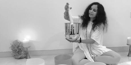 Sound Meditation - Deva Naad - with Alchemy Bowls tickets