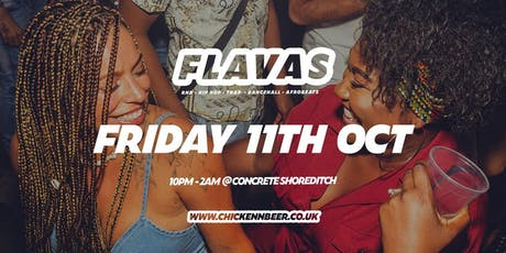 Flavas tickets
