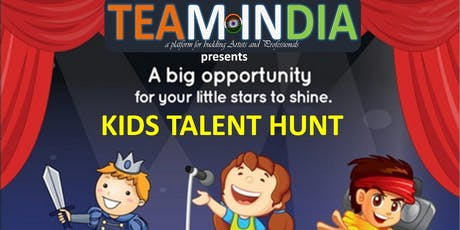 Kids Talent Hunt tickets