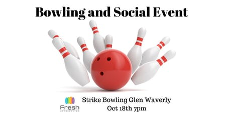 Bowling and Social Event tickets