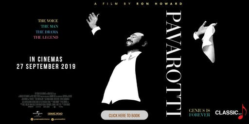 Pavarotti Free Movie Screening