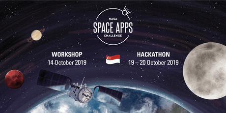 NASA Space Apps Challenge 2019 tickets