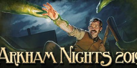 Arkham Nights 2019 Germany Tickets