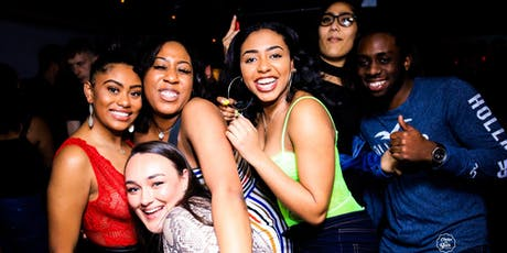 Flavas FREE Pre Party @ Boxpark Shoreditch tickets