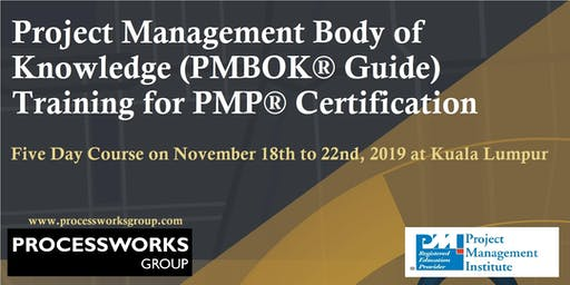 PMP® Certification Preparation Course [5 Day Course]