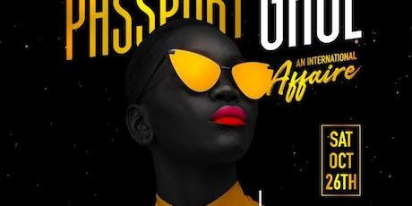 Passport GHOE (Afro Caribbean International Affair) tickets