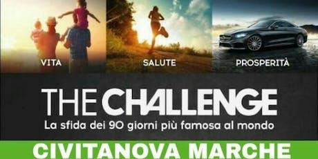 THE CHALLENGE CIVITANOVA MARCHE biglietti