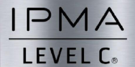 IPMA – C 3 Days Virtual Live Training in Dusseldorf billets
