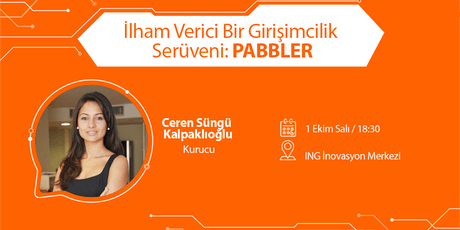 Bir Girişimcilik Serüveni: PABBLER tickets