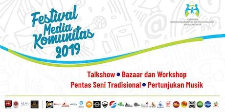 Festival Media Komunitas tickets