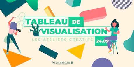 Atelier créatif: Tableau de visualisation billets