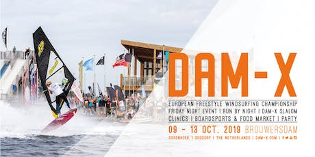 Activity Ticket DAM-X | Goeree-Overflakkee tickets