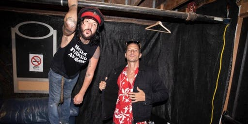 Halloween Weekend: Mickey Avalon and Dirty Nasty 'LIVE' at Retro Junkie