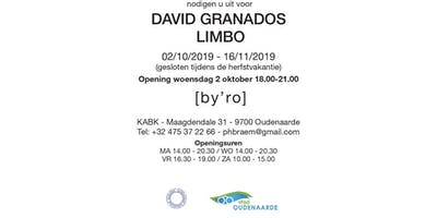 DAVID GRANADOS 'LIMBO'
