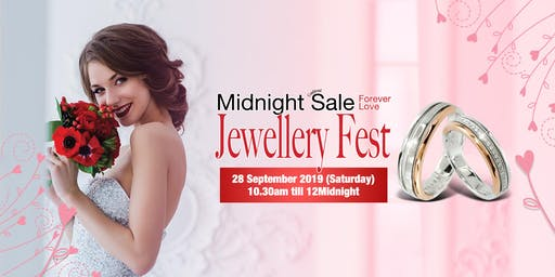 Wah Chan Midnight Sale* Forever Love Jewellery Fest