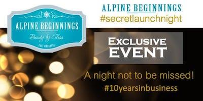 Secret Launch Night