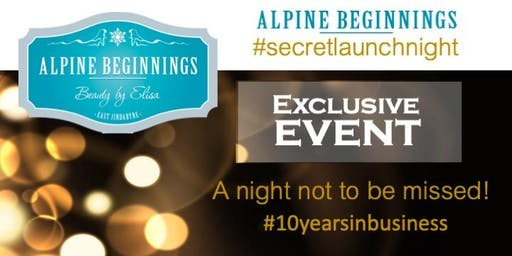 Secret Launch Night