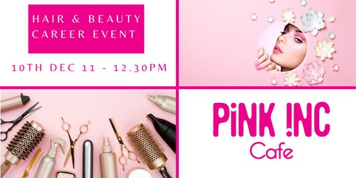 Hair & Beauty Career Event