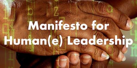 Casos Prácticos Cultura Agile Real: Human Leadership Manifesto & DevOps CAL entradas