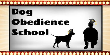Dog Obedience Classes tickets