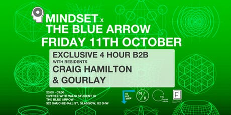 Mindset x The Blue Arrow tickets