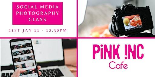 Social Media Photography Masterclass