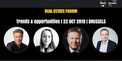 Real Estate Forum: Trends & Opportunities