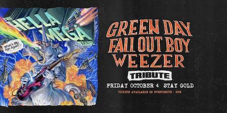 The Hella Mega Tribute tickets