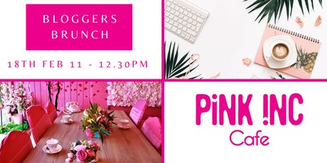 Bloggers Brunch tickets