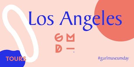 GMD LA Tour: Huanca, Uddenberg, Opie & Kusama @ MAF tickets