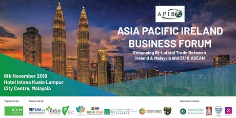 Asia Pacific Ireland Business Forum 2019 tickets