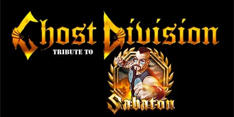 Ghost Division tickets