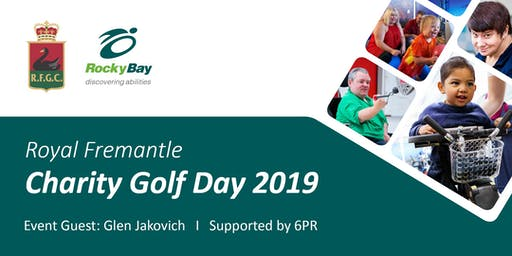 Royal Fremantle Charity Golf Day