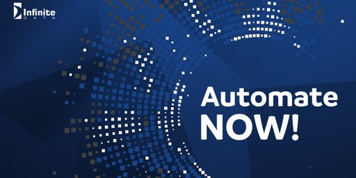 AutomateNOW! - Meetup in Stocholm