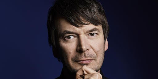 An Evening with Ian Rankin at the National Library of Scotland