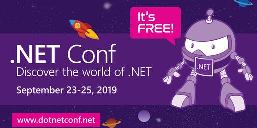 .Net Conf 2019 Live Watch Party - Mumbai