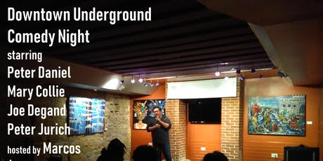 Downtown Underground Comedy Night tickets