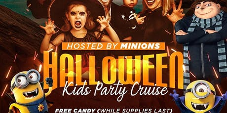 Halloween Kids Party Cruise NYC tickets