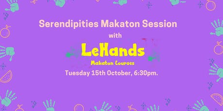 Makaton Session at Serendipities tickets